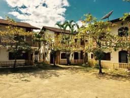 Casa para temporada em Ubatuba SP 02 dormitórios condomínio fechado