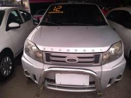 EcoSport 1.6 Freestyle 2012 Completo + Gnv Ent: R$ 5.000,00 + 48x 699,00 - 2012