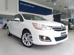 CITROËN C4 LOUNGE 2015/2015 1.6 TENDANCE 16V TURBO FLEX 4P AUTOMÁTICO - 2015