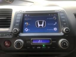 Honda civic 2011 preto só vendo - 2011