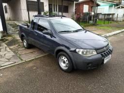 Fiat Strada CE 4 Lugares com GNV ano 2010 - 2010