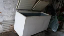 Freezer 02 tampas 520 litros