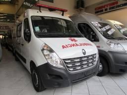 Título do anúncio: Renault Master Ambulância L2H2