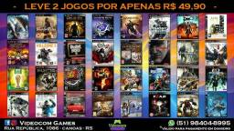 Promoção Jogos PS3