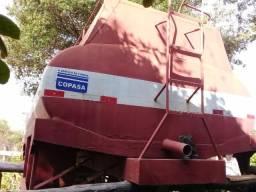 Pipa tanque para caminhão
