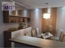 Apartamento com 3 dormitórios à venda, 72 m² por r$ 400.000,00 - glória - macaé/rj
