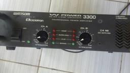 Amplificador Potência