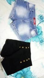 Dois shorts por 15$
