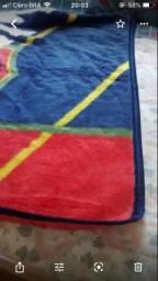 Cobertor solteiro