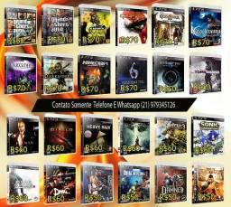 TV Jogos Originais De Ps3 Playstation 3 entrega imediata todo rio