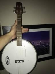 Banjo rmv comprar usado  Campo Grande
