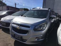 GM Spin LTZ 1.8 Completa Prata - Financie Facil Alex - 2013