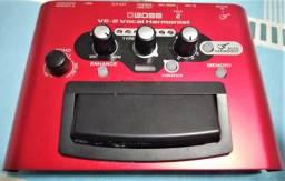 Pedal de Efeitos para voz boss ve-2