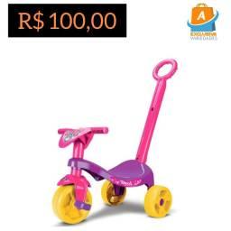 Triciclo Tchuco Princesas + Entrega Grátis
