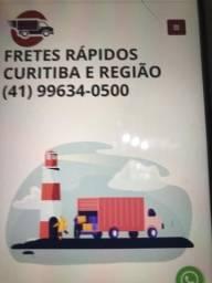 Fretes em Curitiba