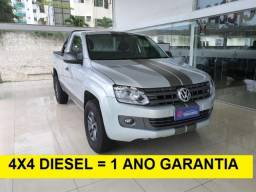 Amarok s 4x4 Turbo diesel = financiamento na hora - 2016