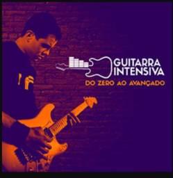 Guitarra Intensiva - Zero ao Avançado