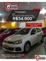 Volkswagen Gol Trendline 1.0 T.Flex 12V 5p - 2018