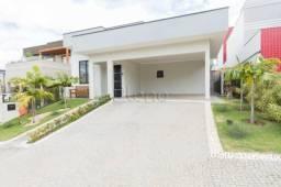 Linda casa térrea Swiss Park, 03 suítes com piscina, energia fotovoltaico