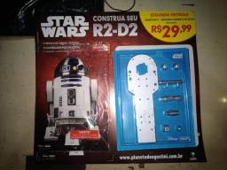 Construa seu R2-D2 - Colecionador - Segunda e Terceira Entrega - Star Wars
