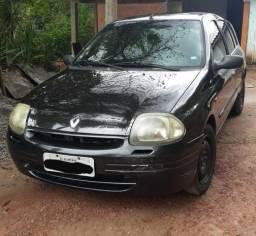 Vendo Clio RL 1.0 16v 2001 - 2001