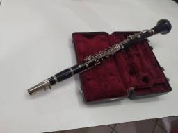 Vendo clarinete júpiter 17 chaves usado
