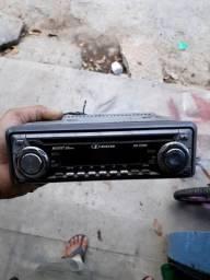 Vendo esses 2 rádio automotivo