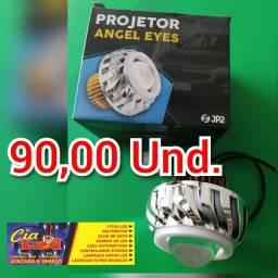 Farol Projetor Angel Eyes 90,00 Und.