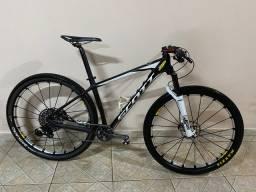 Bike scott scale 910 carbono aro 29