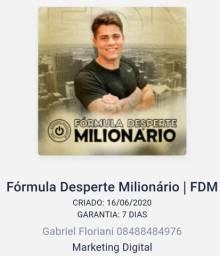 CURSO FÓRMULA DESPERTE MILIONÁRIO