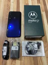 Motorola Moto G8 Plus 64gb (Nota Fiscal + Garantia)