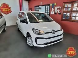 VolksWagen UP Take 4 portas Flex 2018 Único dono c/ todas revisões na VW