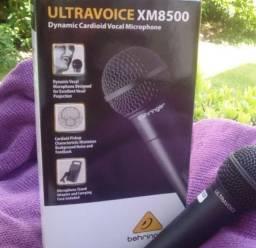 Microfone Behringer ultravoice XM8500