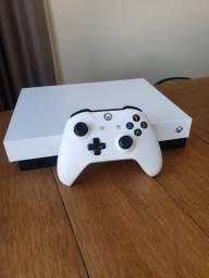 Xbox One X Branco