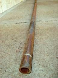 Título do anúncio: Tubo Eixo Para Mola de Porta de Aço