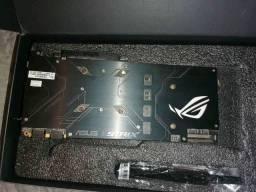 Gtx 1080ti rog strix 11 gb retirar em mãos