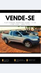 Título do anúncio: Fiat Strada WORKING Hard 1.4 17/18