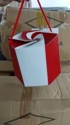Título do anúncio: Embalagem de panetone