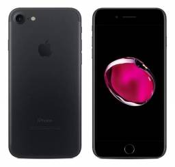 Apple iPhone 7 128gb NOVO preto fosco tela 4,7""