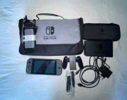 Nintendo Switch 32 Gb (Nacional) c/ Mário Odyssey