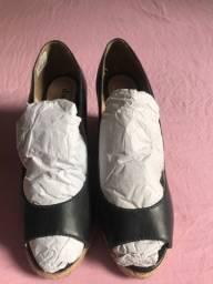 Sapato Peep Toe Datelli