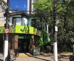 Título do anúncio: Comercial para Venda em Santos, Pompéia, 2 dormitórios, 2 banheiros, 1 vaga