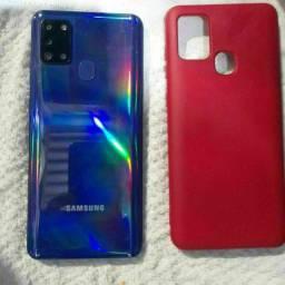 Título do anúncio: Samsung a21 S