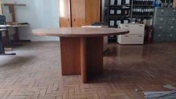 Título do anúncio: Mesa redonda para até 6 pessoas