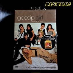 Box DVD Gossip Girl - 2ª Segunda Temporada