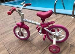 Título do anúncio: Bicicleta Caloi Cecezinha Aro 12 menina