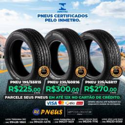 Título do anúncio: pneus baratos e com montagem grátis