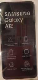 A 12 Samsung 64GB Preto