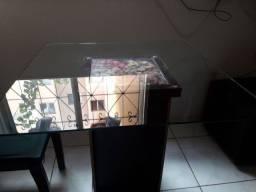 Vidro para mesa de 4 cadeiras