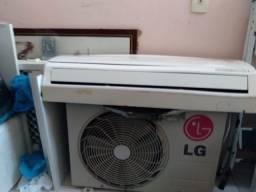 Ar condicionado LG 12.000 BTUs -  ECONÔMICO!